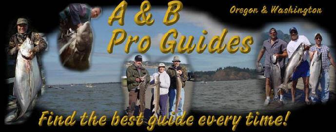 Portland Oregon Coast Fishing Charters