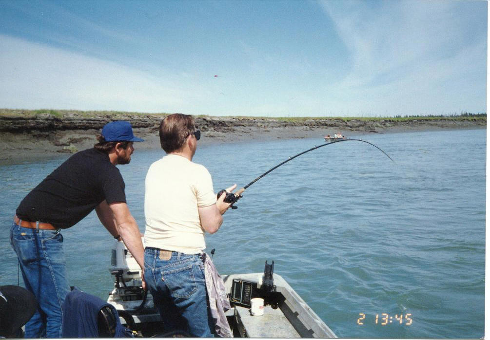Photo gallery washington oregon alaska fishing trips for Washington fishing charters